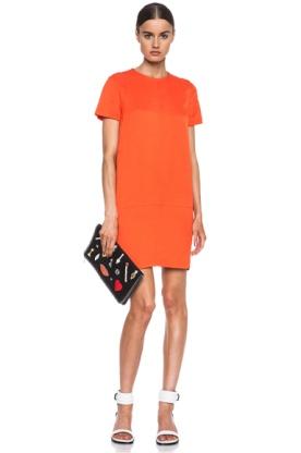 Orange Dress Forward