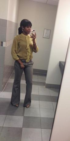 work yellow